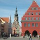 Das Rathaus in Greifswald