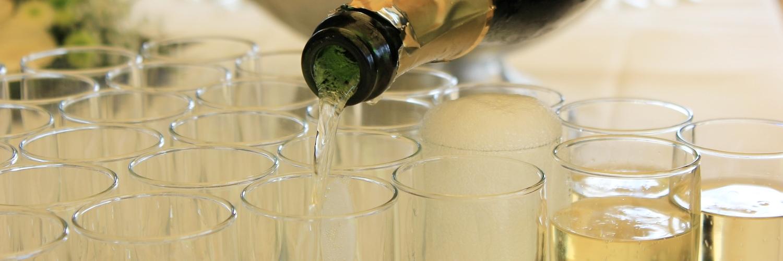 Header Champagner