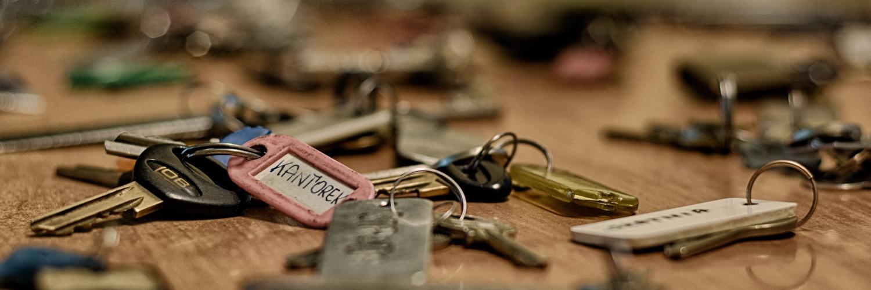 Header Schlüssel